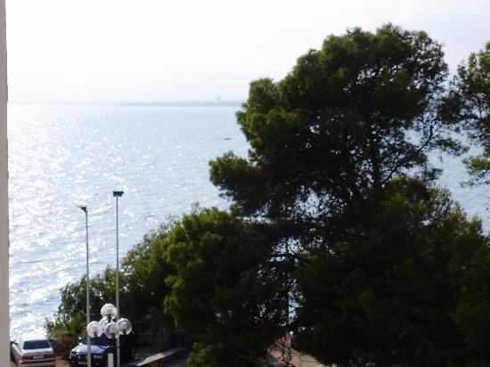 Hotel Best Negresco : veiw