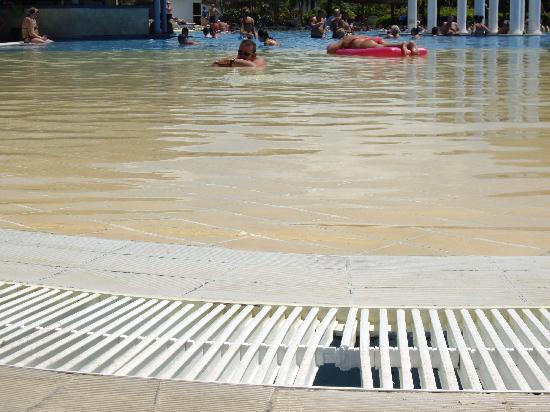 Alghe foto di iberostar selection varadero varadero for Rejilla piscina
