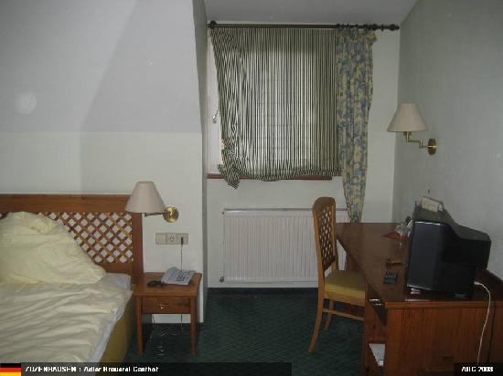 Flair Hotel Adler Brauereigasthof: Room