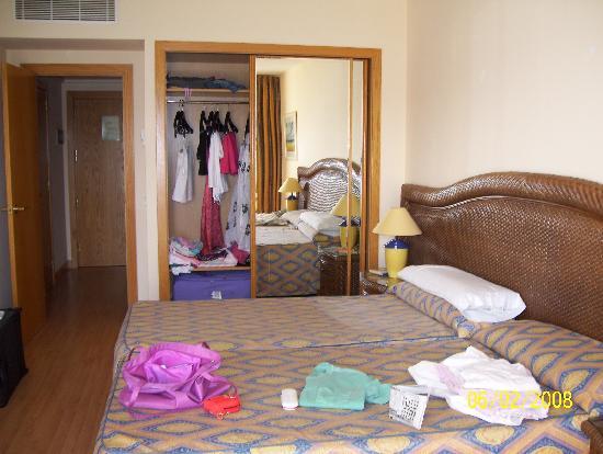 Tabaiba Princess: room