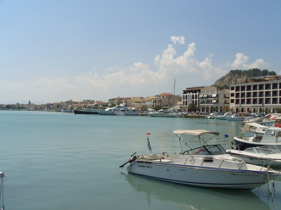 Argassi, Greece: zante harbour