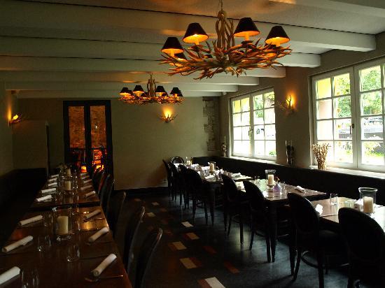 Gerbermühle Hotel: Salle du petit déjeuner