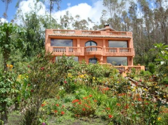 Ali Shungu Mountaintop Lodge: rancho ali shungu