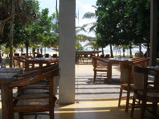 Jetwing Beach : From the Dining Room