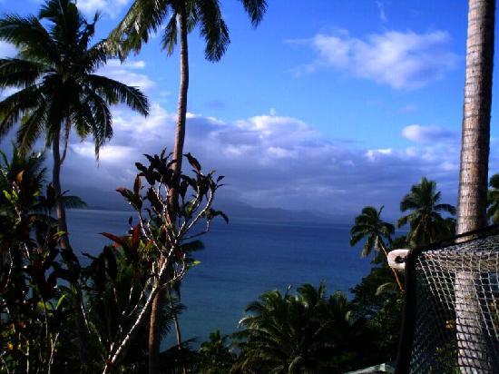Lomalagi Resort ~ Fiji: Hammock view