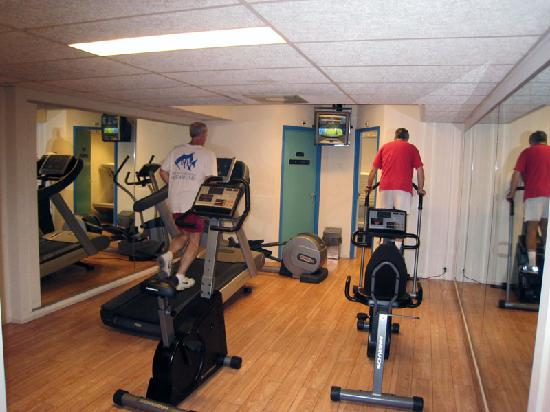 Crowne Plaza Amsterdam City Centre: Gym 1