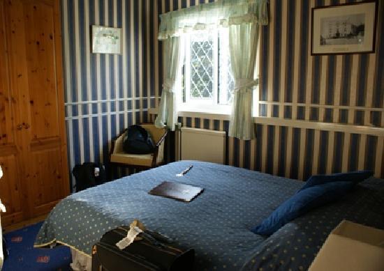 Moulin Hotel : Zimmer