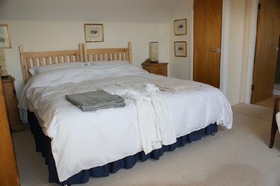 Kinloch: Master Bedroom