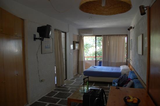 Apollonia Hotel Apartments: Studio