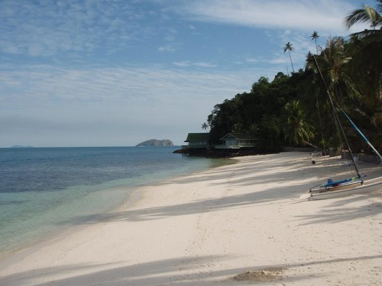 Rawa Island Resort: nice beach