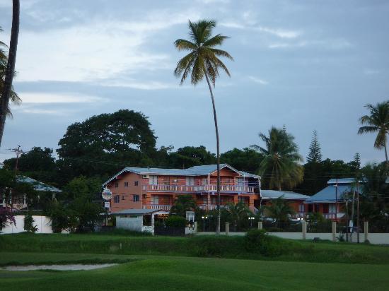 Tobago Island Suites : The hotel