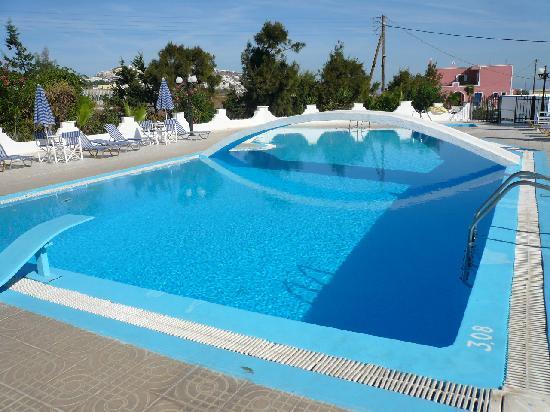 Villa Agas: piscine