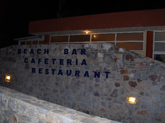 Iria Mare Hotel: the restaurant