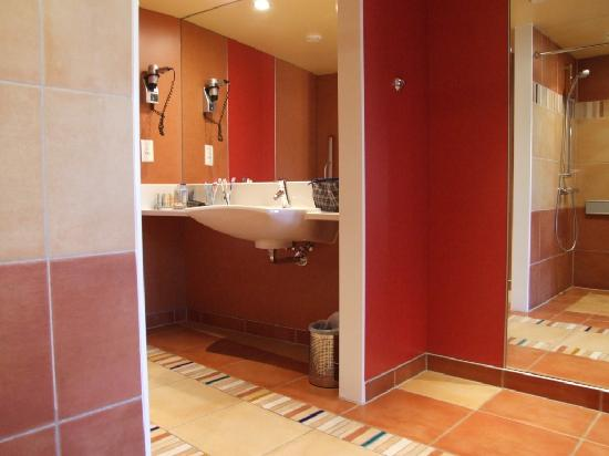 Radisson Blu Hotel, Nice: bagno
