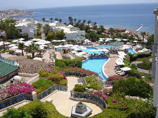 Hyatt Regency Sharm El Sheikh Resort: Hotel grounds