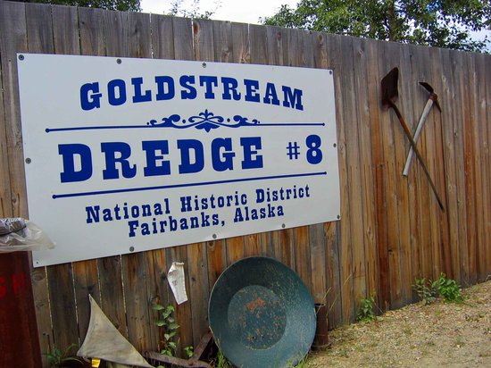 Gold Dredge 8: #8 dredge