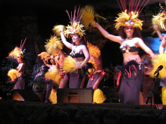 Drums of the Pacific Lu'au: Hula