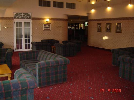 Wairakei Resort Taupo: Lounge
