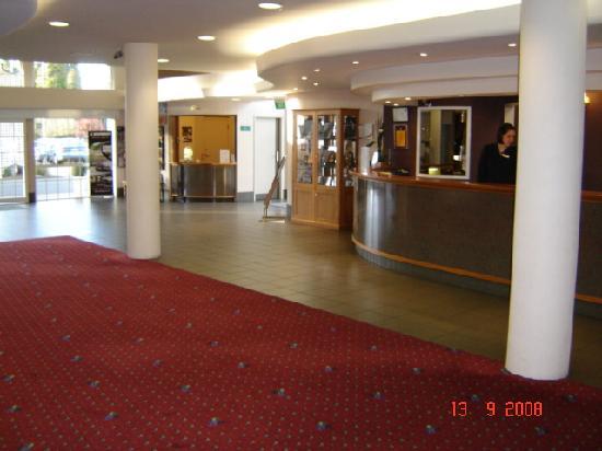 Wairakei Resort Taupo: Foyer