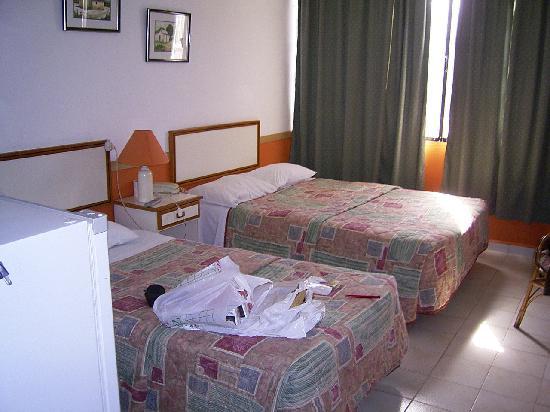 Hotel María Luisa : Zimmeransicht