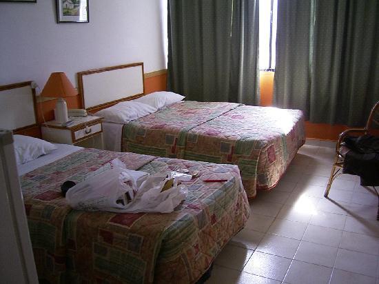Hotel María Luisa : Zimmeransichht