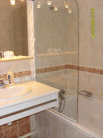 Arcantis Hotel Royal Bel Air: il bagno