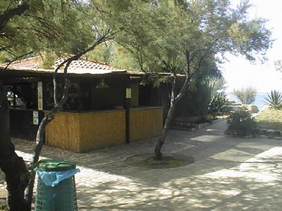 Fiesta Hotel Garden Beach: Beach Bar