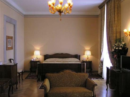 Villa Fenaroli Palace Hotel: Junior suite di Villa Fenaroli