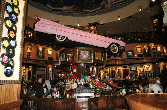 Hard Rock Cafe Orlando The Bar Foto De Hard Rock Cafe