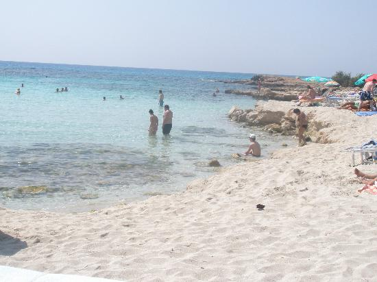 Tsokkos Beach Hotel Nissi In Ayia Napa