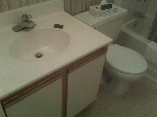 Crossland Economy Studios - Louisville - St. Matthews : Bathroom