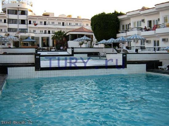 Sand beach hotel ab 18 3 6 bewertungen fotos for Swimming pool preisvergleich