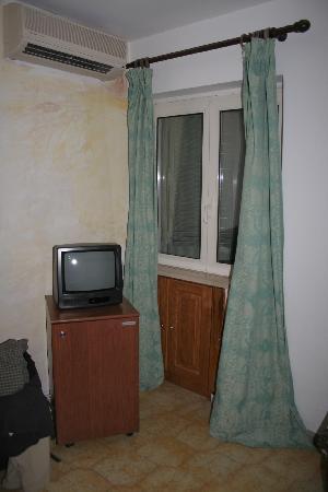 Hotel Il Girasole: Das Fenster
