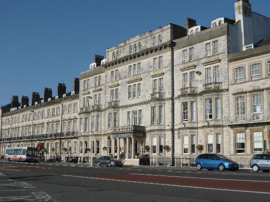 Hotel Prince Regent: Hotel Frontage