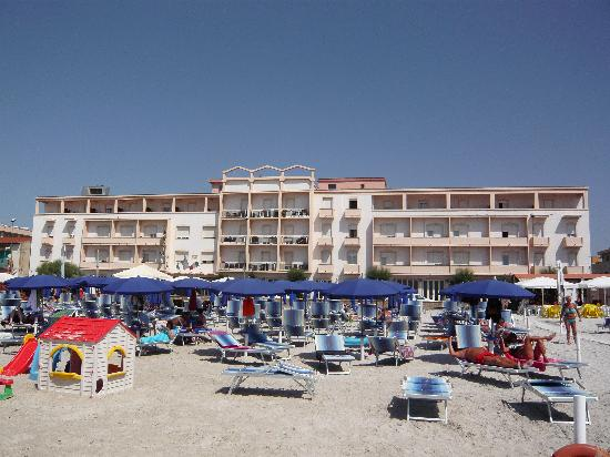 Hotel San Marco: View of San Marco