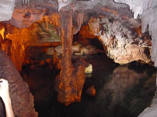 Hotel San Marco: The Grotto