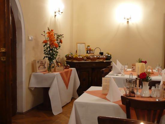 Bella Vita: sala da pranzo