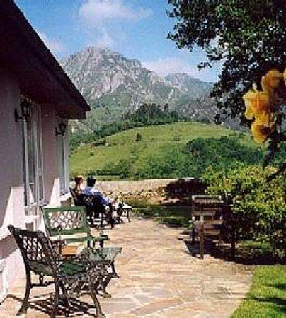 Hotel Aultre Naray : Vistas de la Sierra