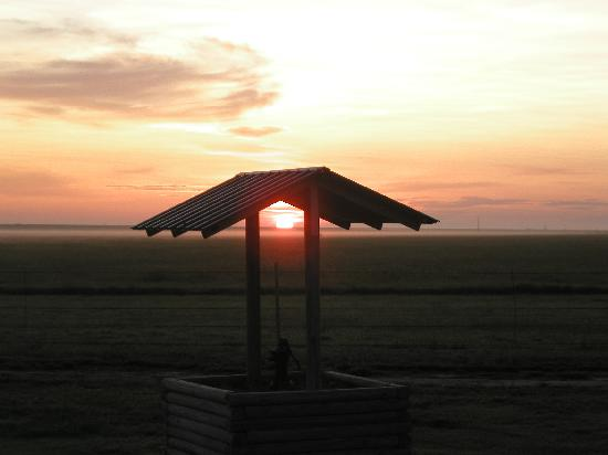 3B Bed and Breakfast: Amarillo Sunrise