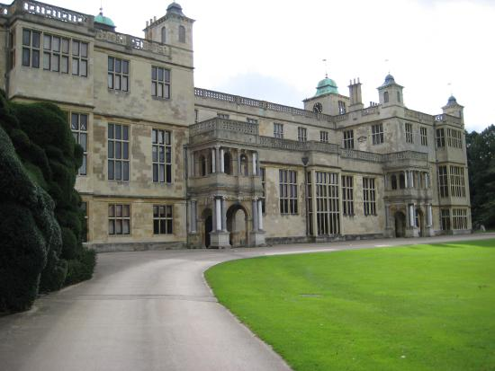 The Old Chapel: Audley End - English Heritage property