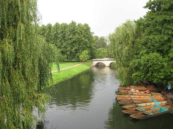 The Old Chapel: River Cam - Cambridge