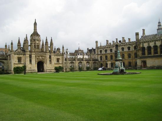 The Old Chapel: College in Cambridge