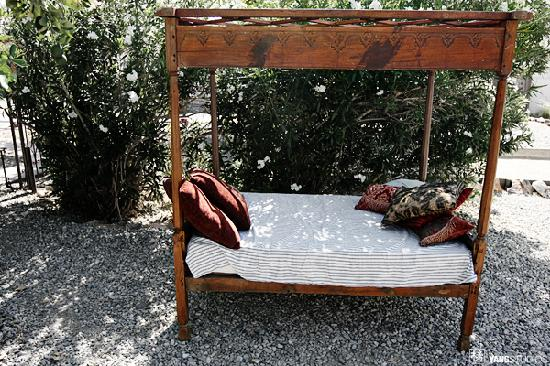 Outside Bed outside bed - picture of korakia pensione, palm springs - tripadvisor