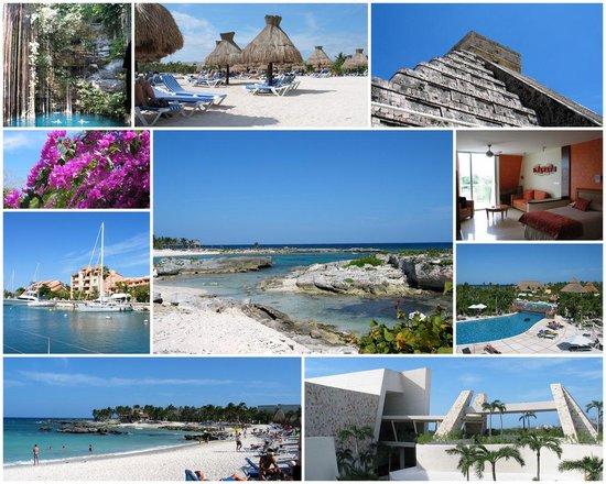 Grand Sirenis Riviera Maya Resort & Spa: Montage