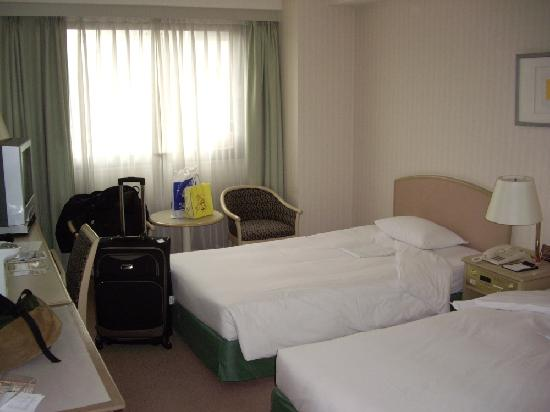 Karasuma Kyoto Hotel: Standard Double Room