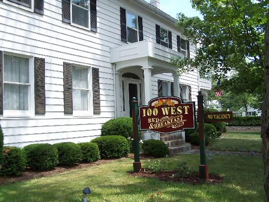 Wellsboro, Pensilvanya: Stay where travelers did in 1821
