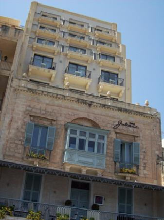 Hotel Juliani - facciata