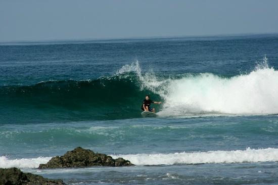 La Marejada Hotel : John In Playa Negra