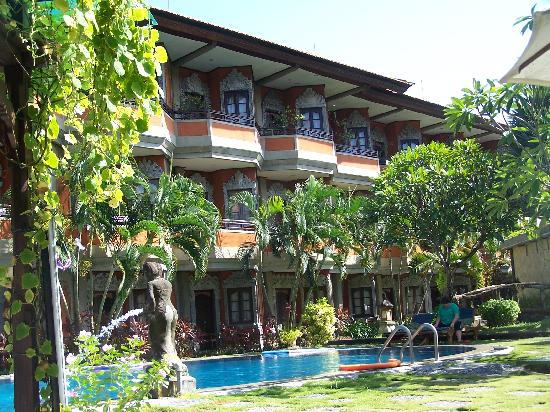 Adi Dharma Hotel : Standard rooms