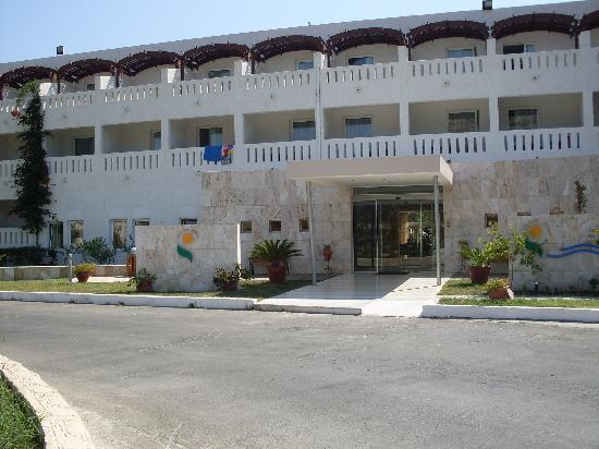 선 팰리스 호텔 사진